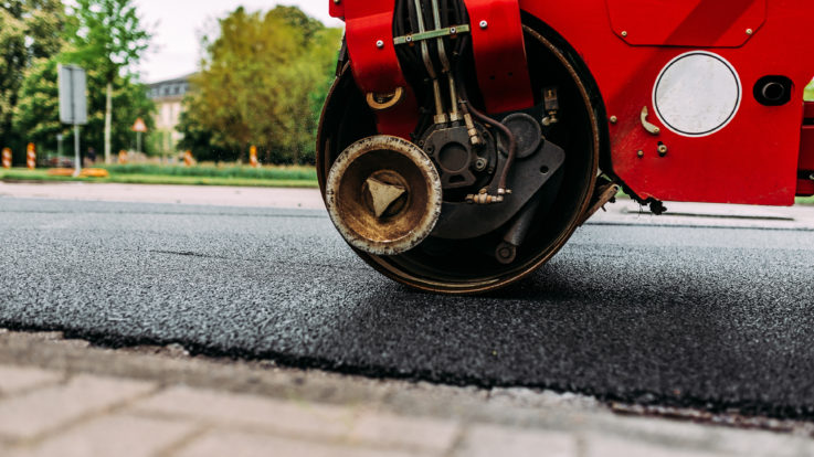 Why Flex Base is Ideal for Paving Roads