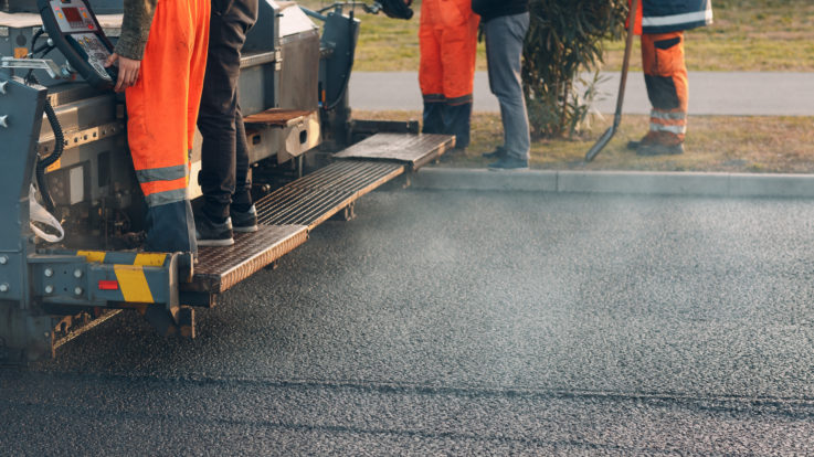 Construction Services in a Time of Crisis: From Pavement Rehabilitation to Full Construction Projects