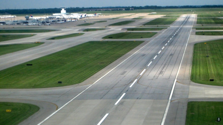 The History of the Airport Runway: How Concrete Plays a Role in Flight