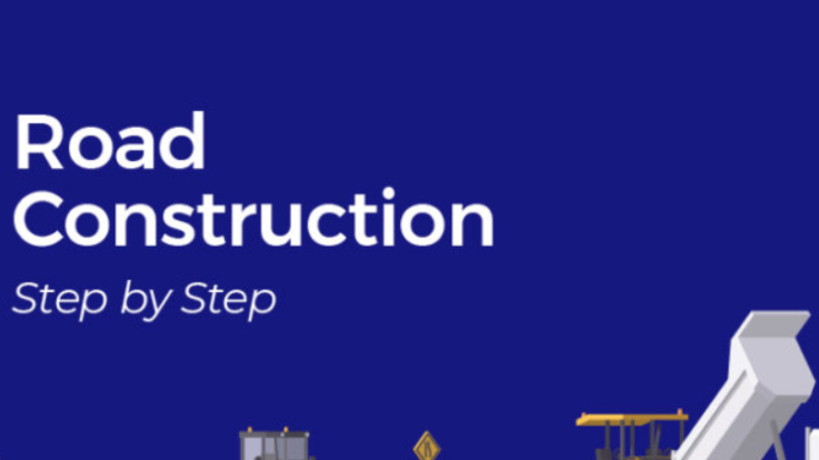 Road Construction: Step by Step